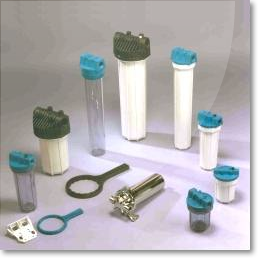 Water Treatment Equipment and Water Treatment Filters supplied in the UK from JH Barclay